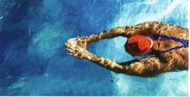 Le couloir de nage : la dernière tendance en matière de bassin