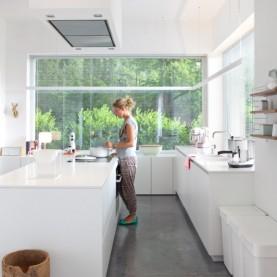 Tendances: le béton en cuisine