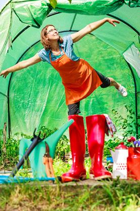 Printemps au jardin : préparez le réveil de la nature !